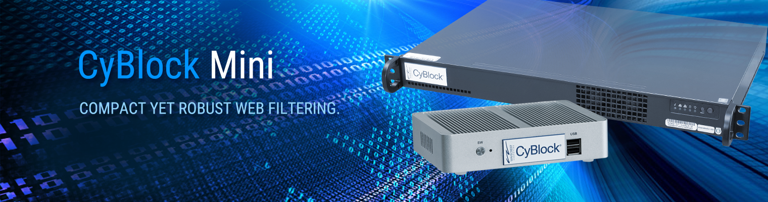 CyBlock Mini Appliance