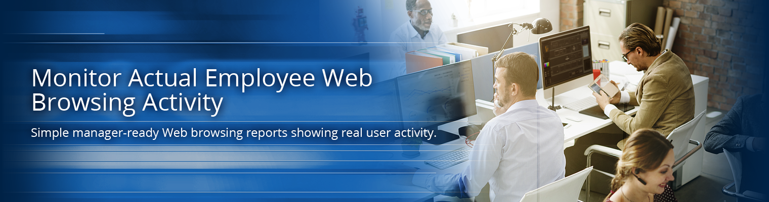Monitoring Actual Employee Web Browsing